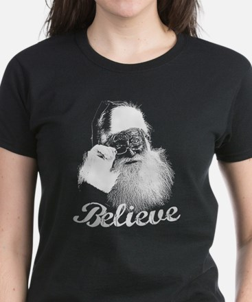 Santa Claus Believe T-Shirt