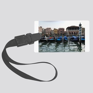 Grand Canal Venice Italy Large Luggage Tag