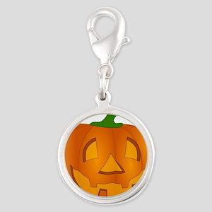 Halloween Jack-o-Lantern Pumpkin Charms