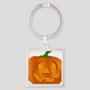 Halloween Jack-o-Lantern Pumpkin Keychains