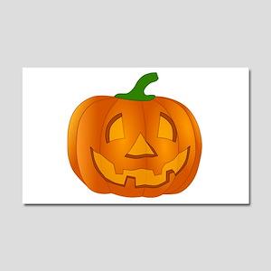 Halloween Jack-o-Lantern Pumpkin Car Magnet 20 x 1