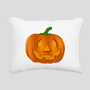Halloween Jack-o-Lantern Pumpkin Rectangular Canva