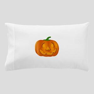 Halloween Jack-o-Lantern Pumpkin Pillow Case