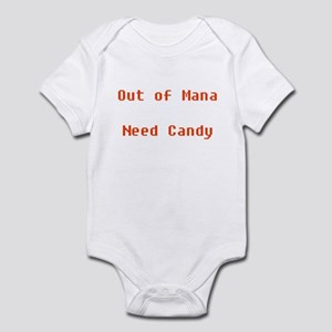 Out of Mana Infant Bodysuit