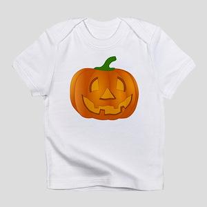Halloween Jack-o-Lantern Pumpkin Infant T-Shirt