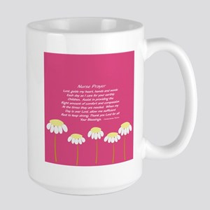 Nurse Prayer Blanket PILLOW 2 Mugs