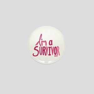 Im a Survivor Mini Button