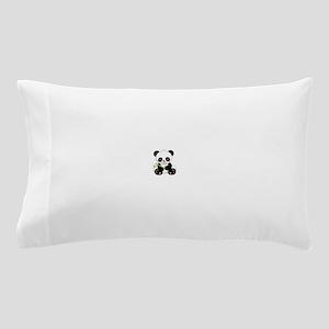 Cute Baby Bamboo Panda Pillow Case
