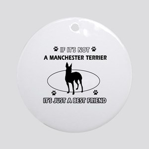 My Manchester Terrier is more than a best friend O