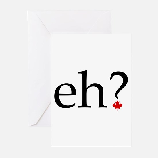eh? Greeting Cards (Pk of 10)