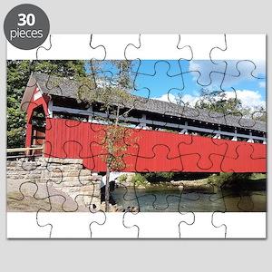 Covered Bridge PA Puzzle