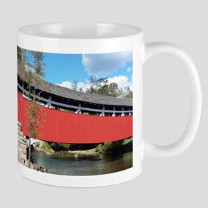 Covered Bridge PA Mugs