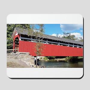 Covered Bridge PA Mousepad