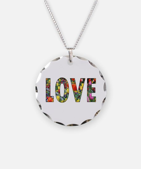 Love & Flowers Necklace