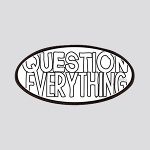 Question Everything Patches