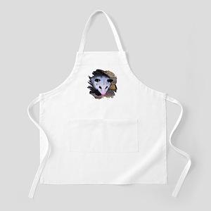 Virginia Opossum BBQ Apron