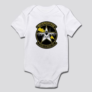 VF-33 Starfighters Infant Bodysuit