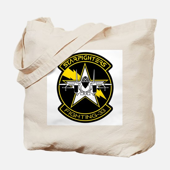VF-33 Starfighters Tote Bag
