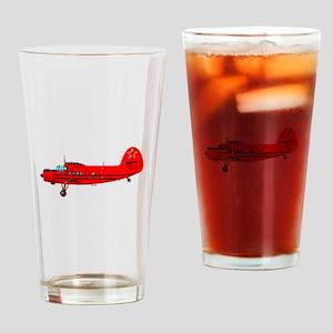 Antonov An-2 Drinking Glass