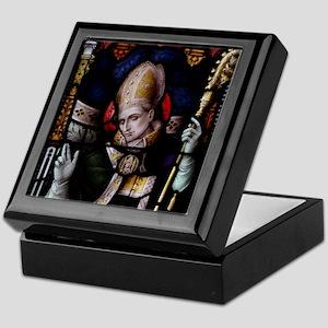 St. Nicholas Keepsake Box