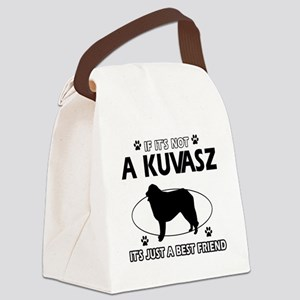 My Kuvasz is more than a best friend Canvas Lunch
