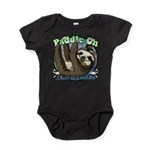 Paddle On...here in a minute Sloth Body Suit