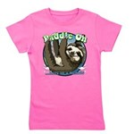 Paddle On...here in a minute Sloth T-Shirt