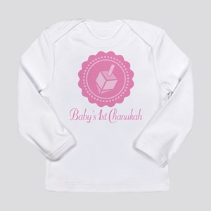 Baby's 1st Chanukah Long Sleeve Infant T-Shirt