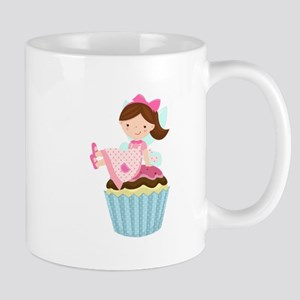 Cupcake Fairy Mug