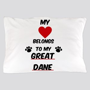 Great Dane Pillow Case