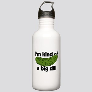 I'm Kind Of A Big Dill Stainless Water Bottle 1.0L