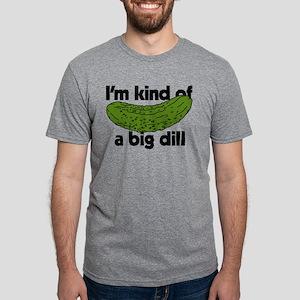I'm Kind Of A Big Dill Mens Tri-blend T-Shirt