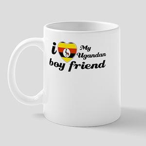 I love my Ugandan boy friend Mug