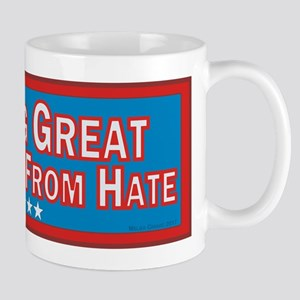 Stop Hate Mugs