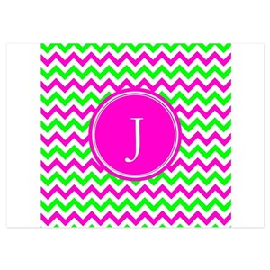 pink chevron invitations and announcements cafepress