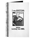 Before Knitting Was Cool Journal