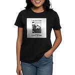 Before Knitting Was Cool Women's Dark T-Shirt