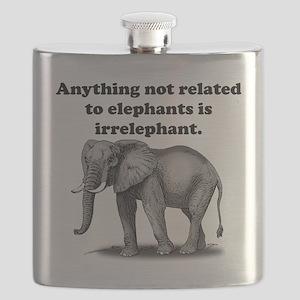 Irrelephant Flask