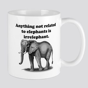 Irrelephant Mugs