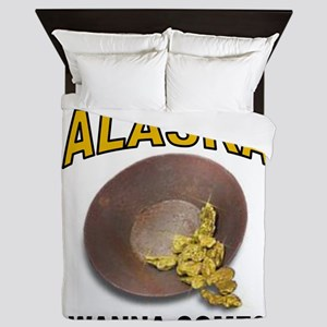 ALASKA GOLD Queen Duvet