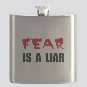 Fear Liar Flask