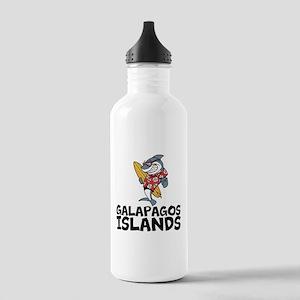 Galapagos Islands Water Bottle