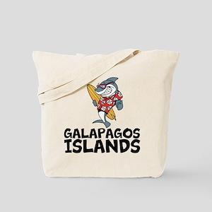 Galapagos Islands Tote Bag