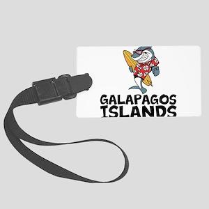 Galapagos Islands Luggage Tag
