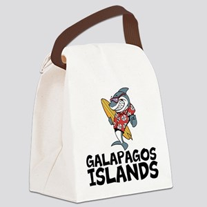 Galapagos Islands Canvas Lunch Bag
