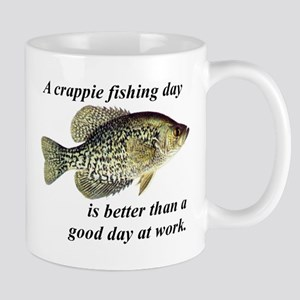 Crappie Fishing Day Mugs