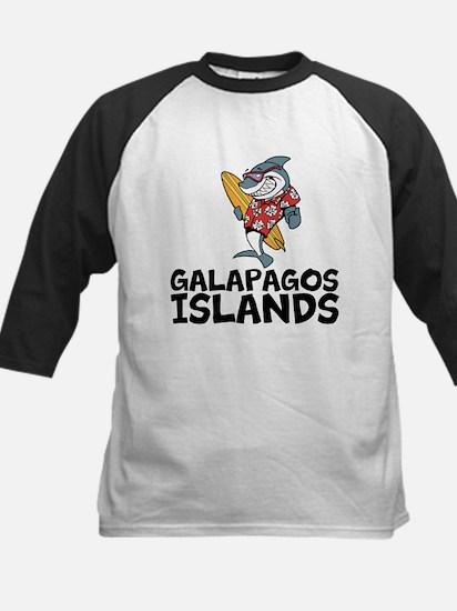 Galapagos Islands Baseball Jersey