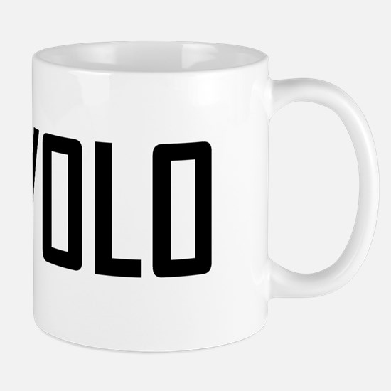 Hashtag YOLO Mugs