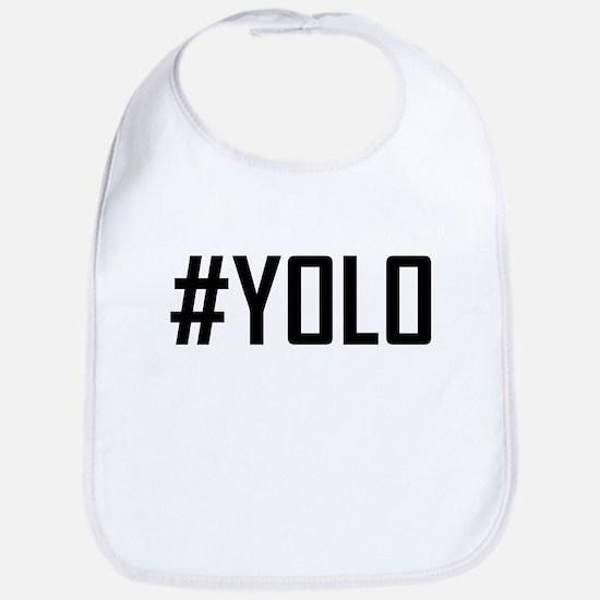 Hashtag YOLO Bib