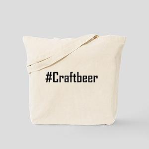 Hashtag Craftbeer Tote Bag